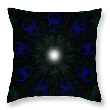 Goddess Love Throw Pillow