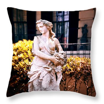 Goddess Of The South Throw Pillow