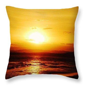 Gods Canvas 2 Throw Pillow