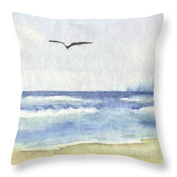 Goelan Atlantique Throw Pillow