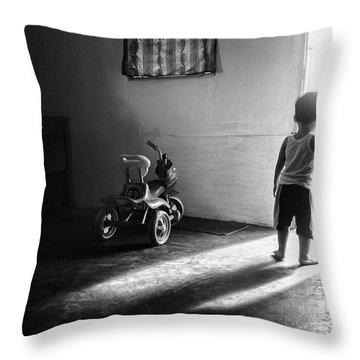 Indonesia Throw Pillows