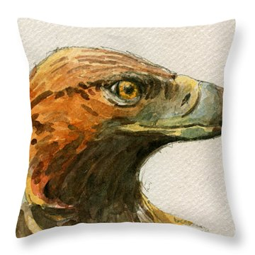 Nocturnal Throw Pillows