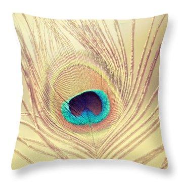 Feather Throw Pillows