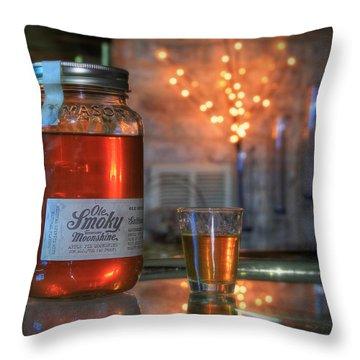 Golly That's Good Throw Pillow by Lori Deiter