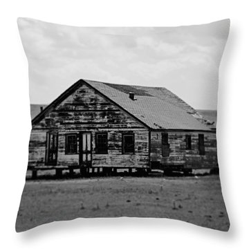 Gone. Throw Pillow