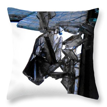 Good Dog Good Dog Throw Pillow by Vincent Cherib