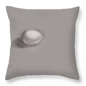 Good Egg Throw Pillow