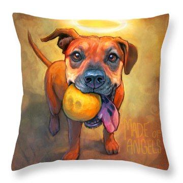 Paw Throw Pillows