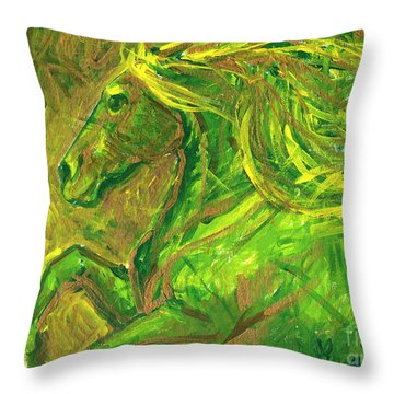 Good Life Throw Pillow