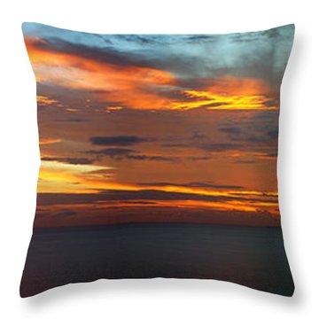 Good Morning Panama Throw Pillow