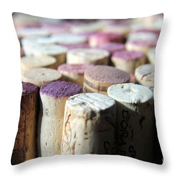 Good Weekend Throw Pillow by Kenny Glotfelty
