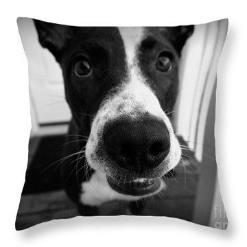Goof Ball Throw Pillow