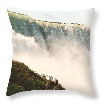 Gorgeous View Throw Pillow