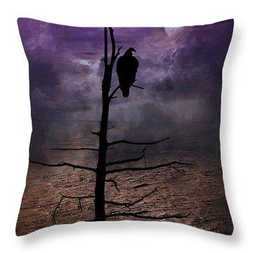 Gothic Dream  Throw Pillow
