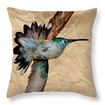 Da180 Grace Daniel Adams Throw Pillow