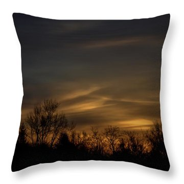 Graced By The Sun Edition 2 Of 10 Throw Pillow