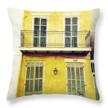 Throw Pillow featuring the photograph Graceful Beauty by Heather Green