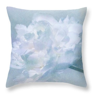 Gracefully Throw Pillow