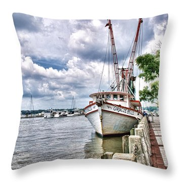 Gracie Belle Throw Pillow