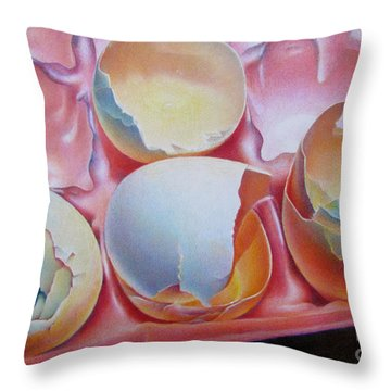 Grade A-extra Large Throw Pillow by Pamela Clements
