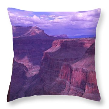 Grand Canyon, Arizona, Usa Throw Pillow by Panoramic Images