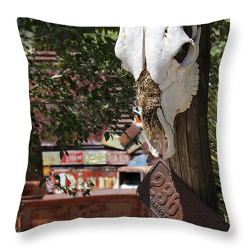 Grand Canyon State Throw Pillow by Mike McGlothlen