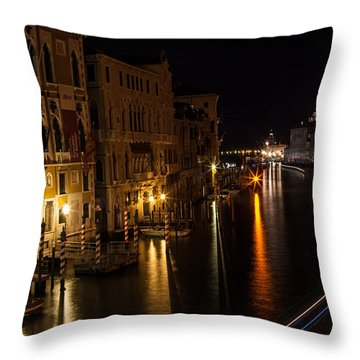 Throw Pillow featuring the photograph Grand Finale by Alex Lapidus