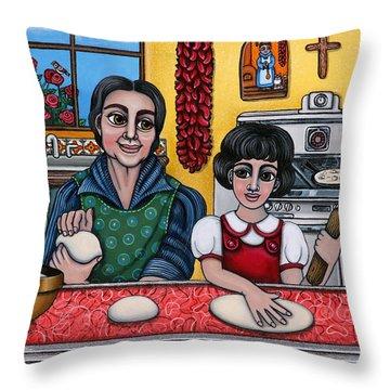 Grandma Kate Throw Pillow