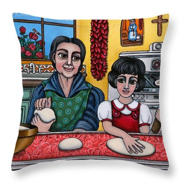 Grandma Kate Throw Pillow