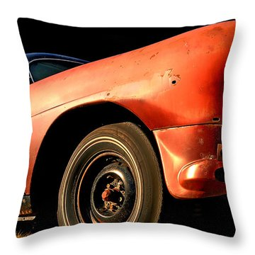 Grandpa Hudson Throw Pillow