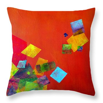 Gravity Is Only A Theory Throw Pillow