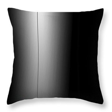 Gravity Rules II Throw Pillow