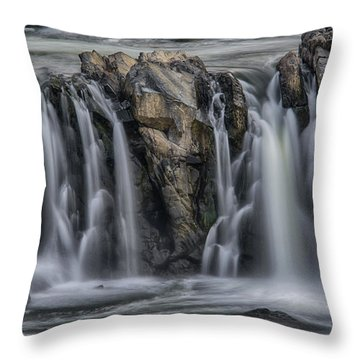 Great Falls Throw Pillow