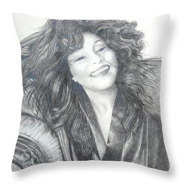 Great Morning Throw Pillow
