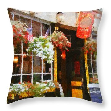 Jeff Kolker Throw Pillows
