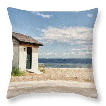 Greenwich Point Throw Pillow