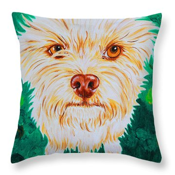 Gremlin Throw Pillow