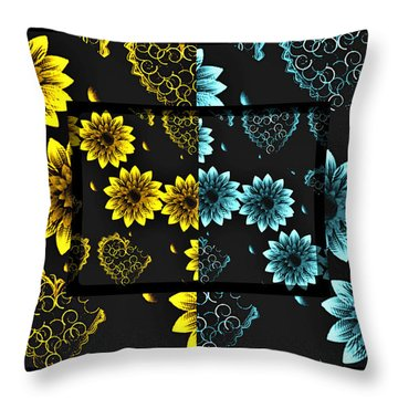 Grown With Love Throw Pillow