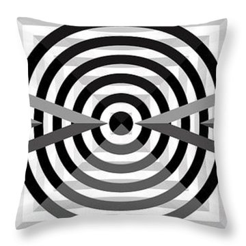 Gs Special Throw Pillow by Mike McGlothlen