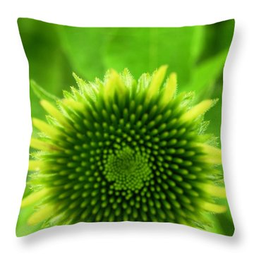 Throw Pillow featuring the photograph Guardian Angel by Carlee Ojeda