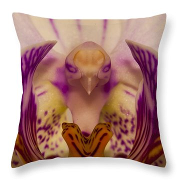 Guess What Throw Pillow