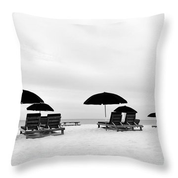 Gulf Shores Alabama Throw Pillow