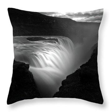 Flow Throw Pillows