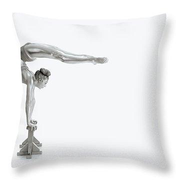 Balance Throw Pillows