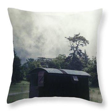 Gypsy Caravan Throw Pillow