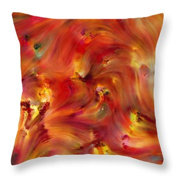Habakkuk 2 3. The Patience To Wait For The Vision Throw Pillow