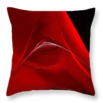 Habemus Papam - Unveiling The White Throw Pillow by Menega Sabidussi