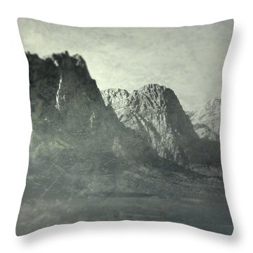 Habits Throw Pillow