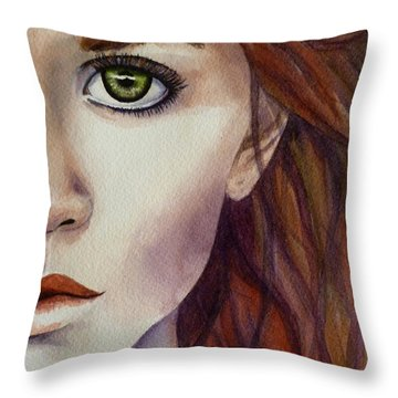 Half A Life Throw Pillow