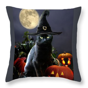Patches Throw Pillows